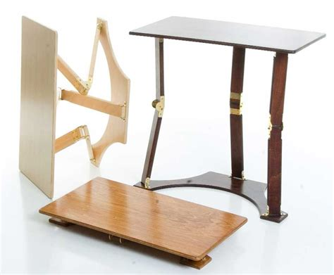 Small Folding Desk Folding Laptop Table For Home Office
