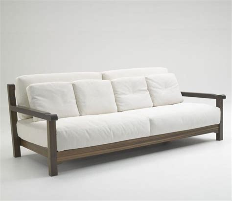 sofa wood frame 25 best ideas about wooden sofa on pinterest wooden