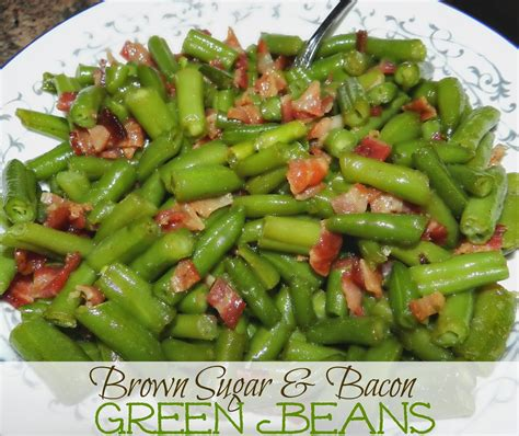Green Bean With Sugar By Ejmi brown sugar beans images