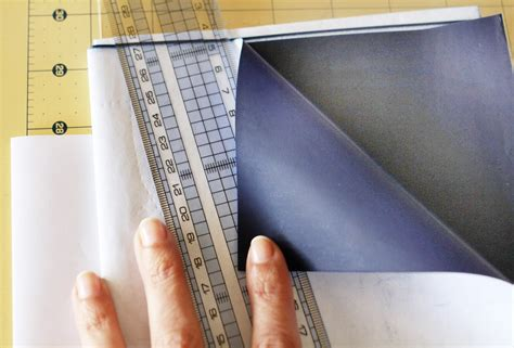 How To Make Carbon Paper - how to preserve a pattern carbon tracing paper