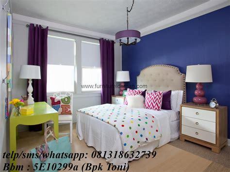 Tempat Tidur Cantik set tempat tidur anak minimalis cantik furniture idaman