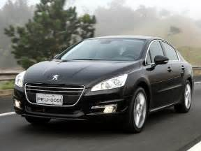 Peugeot 508 Sedan 508 Sedan 1st Generation 508 Peugeot Database