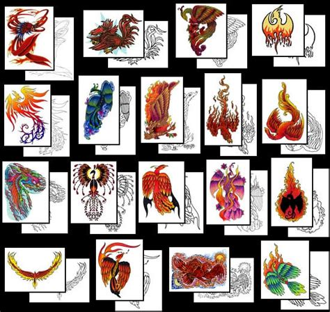 design theme meaning phoenix tattoos what do they mean phoenix tattoos