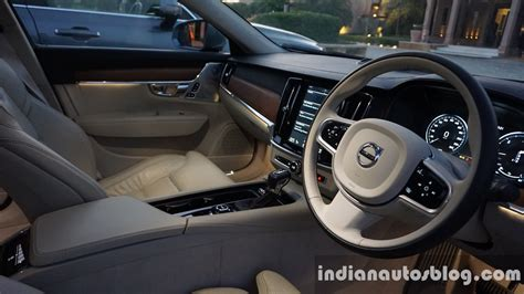 how cars run 2012 volvo xc90 interior lighting volvo s90 first drive review 2377 words 41 pictures