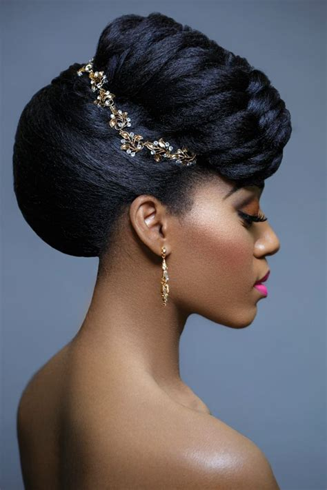 Wedding Hair Pinned To Side by 5 Sleek Wedding Hairstyles Pinned On Sides Black