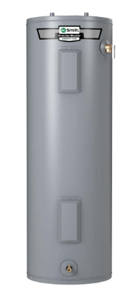 proline 174 master 40 gallon electric water heater