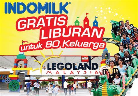 Indomilk Kemasan Botol indomilk gratis liburan ke legoland malaysia