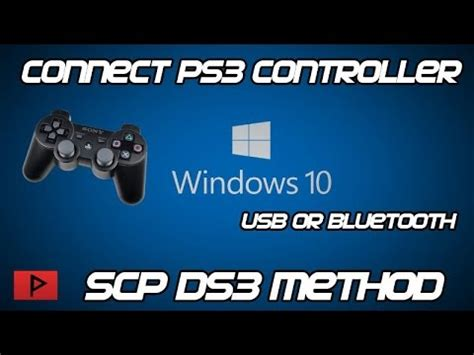 better ds3 tutorial windows 10 full download how to use ps3 controller on laptop or