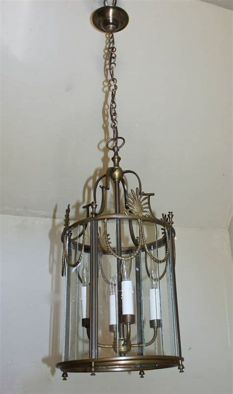 Pendant Lighting For Sale Italian Neoclassic Brass Lantern Pendant Light For Sale At Lights And Ls