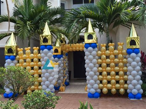 entrada theme birthday party entrance decorations in pondicherry
