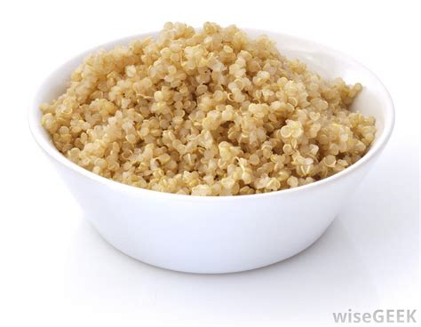 what is quinoa with pictures