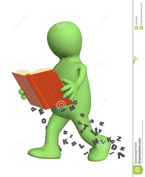 marioneta 3d leyendo el libro foto de archivo imagen 9433280 marioneta 3d leyendo el libro en el movimiento imagenes de archivo imagen 10640684