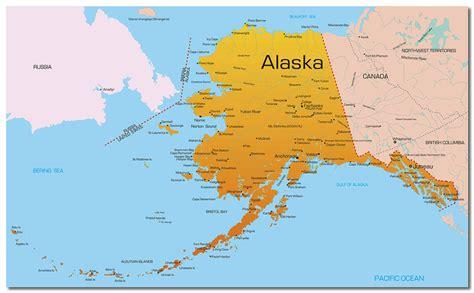 alaska on the map alaska map 100 more photos
