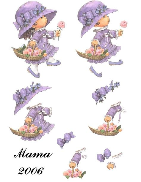 3d Decoupage Prints - 55 best my 3d decoupage cuties images on