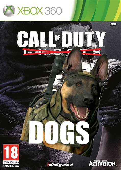 call puppy really should be call of duty dogs call of duty ghosts bomb