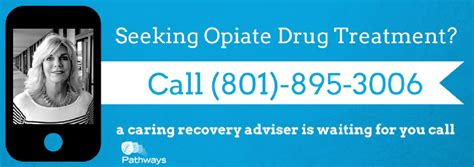 Opiate Detox Utah by Opioid Treatment Pathways Real Recovery