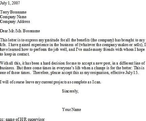 hangerbezj formal grievance letter