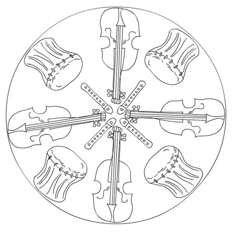 music mandala coloring pages music coloring pages coloringpages1001 com