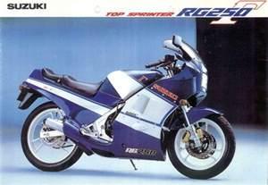 Suzuki Gamma 250 Suzuki Rg250