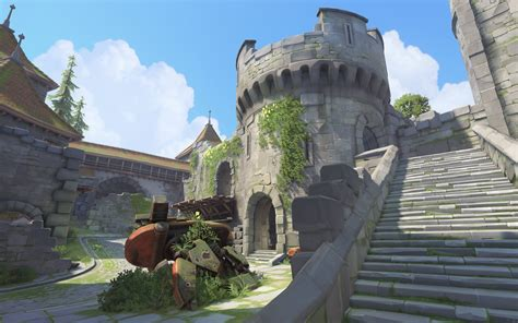 game design newcastle overwatch getting new castle map called eichenwalde