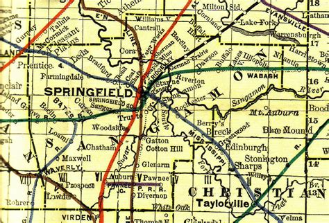 Sangamon County Search Sangamon County Illinois Genealogy Vital Records Certificates For Land Birth
