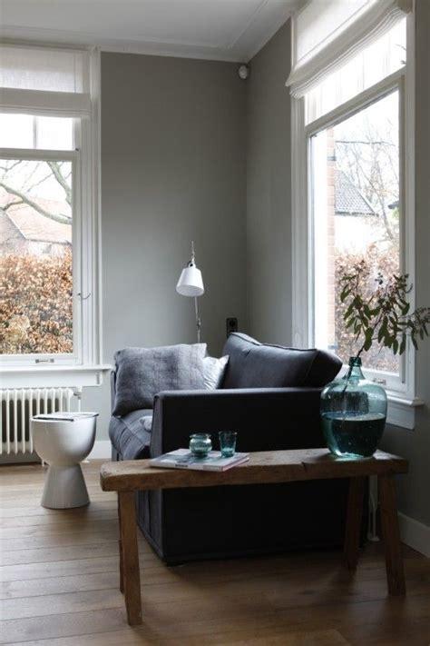 witte gordijnen grijs verven 25 beste idee 235 n over grijze muur verven op pinterest