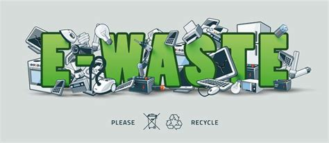 waste computer electronic recycling cleveland ohio