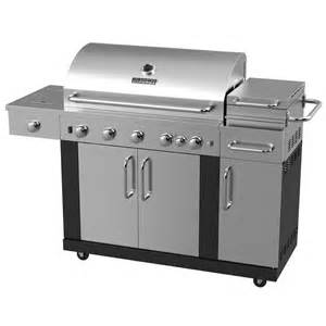 master forge 5 burner 60 000 btu liquid propane gas grill with side burner lowe s canada