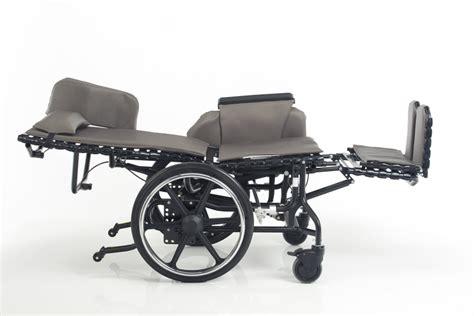 Tilt And Recline Manual Wheelchair by Broda 785 Elite Tilt Recliner