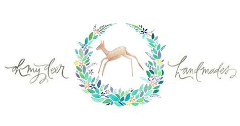 Oh My Deer Handmades - 41 best images about for on logos best
