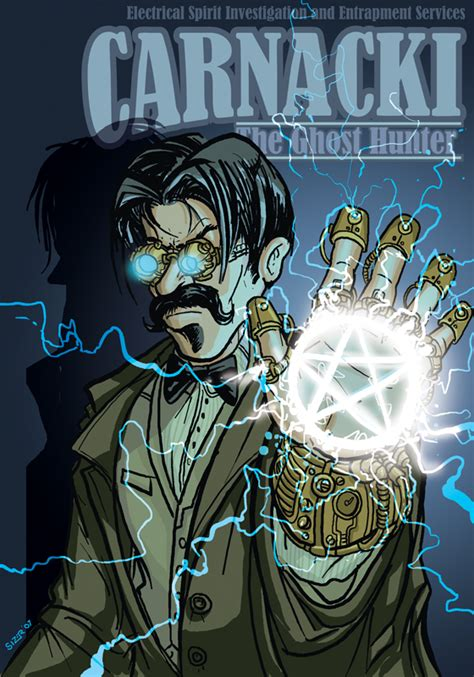 the ghost finder carnacki the ghost finder by paulsizer on deviantart