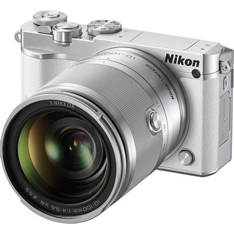 mirrorless nikon nikon 1 j5 mirrorless digital with 10 100mm lens 27710