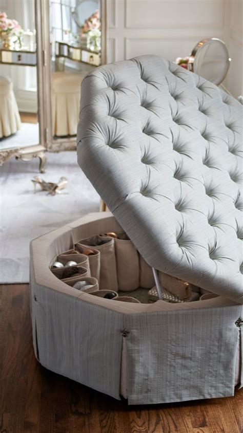 dressing room ottoman 17 best ideas about round ottoman on pinterest large