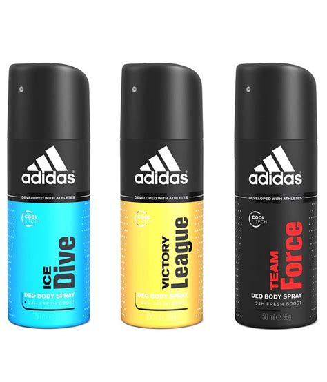 Adidas Deodorant Spray of adidas deodorant spray price at flipkart snapdeal