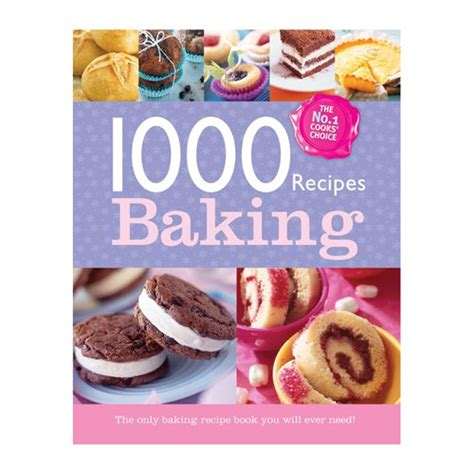 easy recipes recipes all in one cookbook books 1000 baking recipes book buy now save