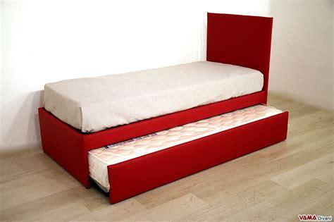letti singoli con secondo letto estraibile letto singolo con letto estraibile vama divani
