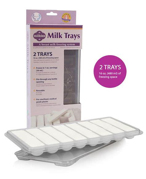 Milkies Milk Tray milkies milk tray 2 trays 2 covers babymama