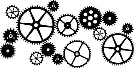 steampunk gear cliparts free download clip art free