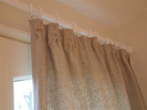 simple lined curtains how to make a simple lined curtainscissors paper spoon