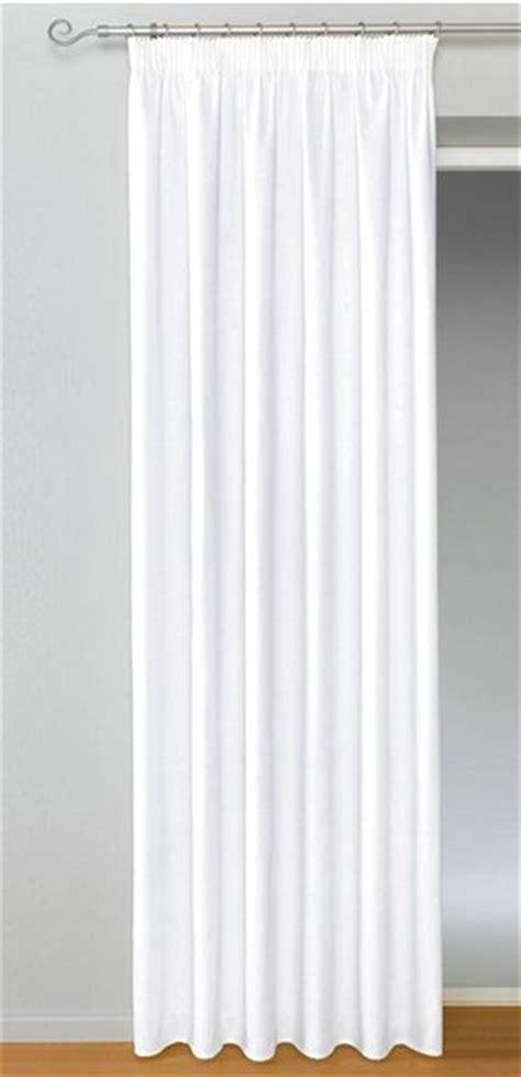 gardinen weiß blickdicht blickdichte vorh 228 nge wei 223 m 246 belideen