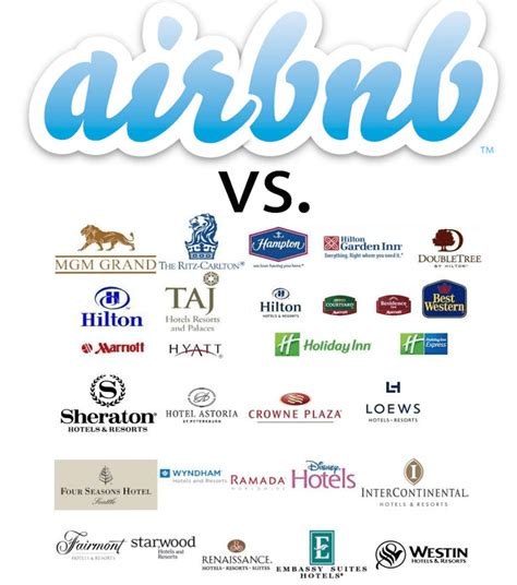 airbnb hotel how hotel chains are fighting airbnb to win back customers