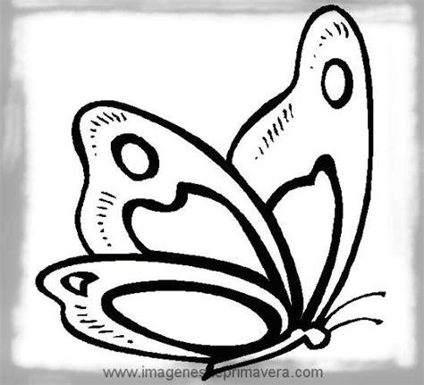 imagenes sencillas blanco y negro impresionantes dibujos de mariposas para imprimir en