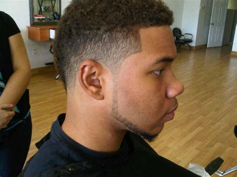 Taper Fade Haircut for Men   Low, High, Afro, Mohawk Fade