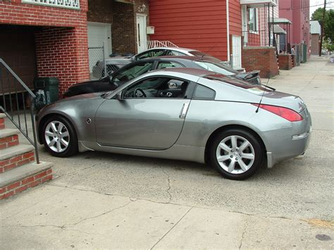 2005 Nissan 350z Coupe Enthusiast Nissan Colors
