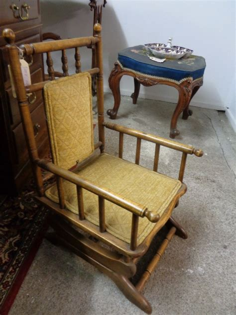 antique childs rocking chair uk antique childs rocking chair 455398 sellingantiques co uk