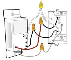 what color is the neutral wire how do i if i a neutral wire all things home