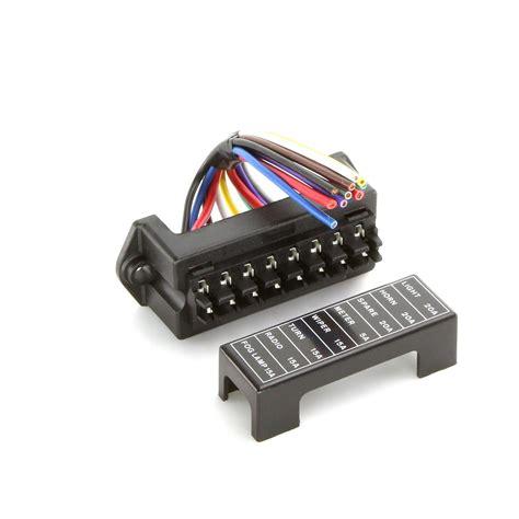 car fuse box modular wiring diagram with description