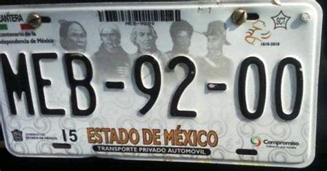 cambio de propietario de automovil en edo de mexico placas de autos de m 233 xico y otras cos 999 as nuevas