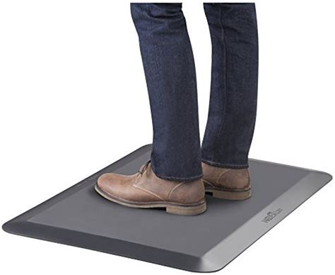 anti fatigue floor mat for standing desk standing desk anti fatigue comfort floor mat varidesk
