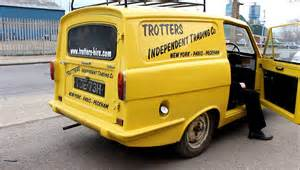 Trading Vans Reliant Trotters Independant Trading For Sale